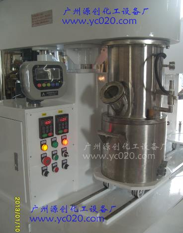 12 l dual planetary mixer power
